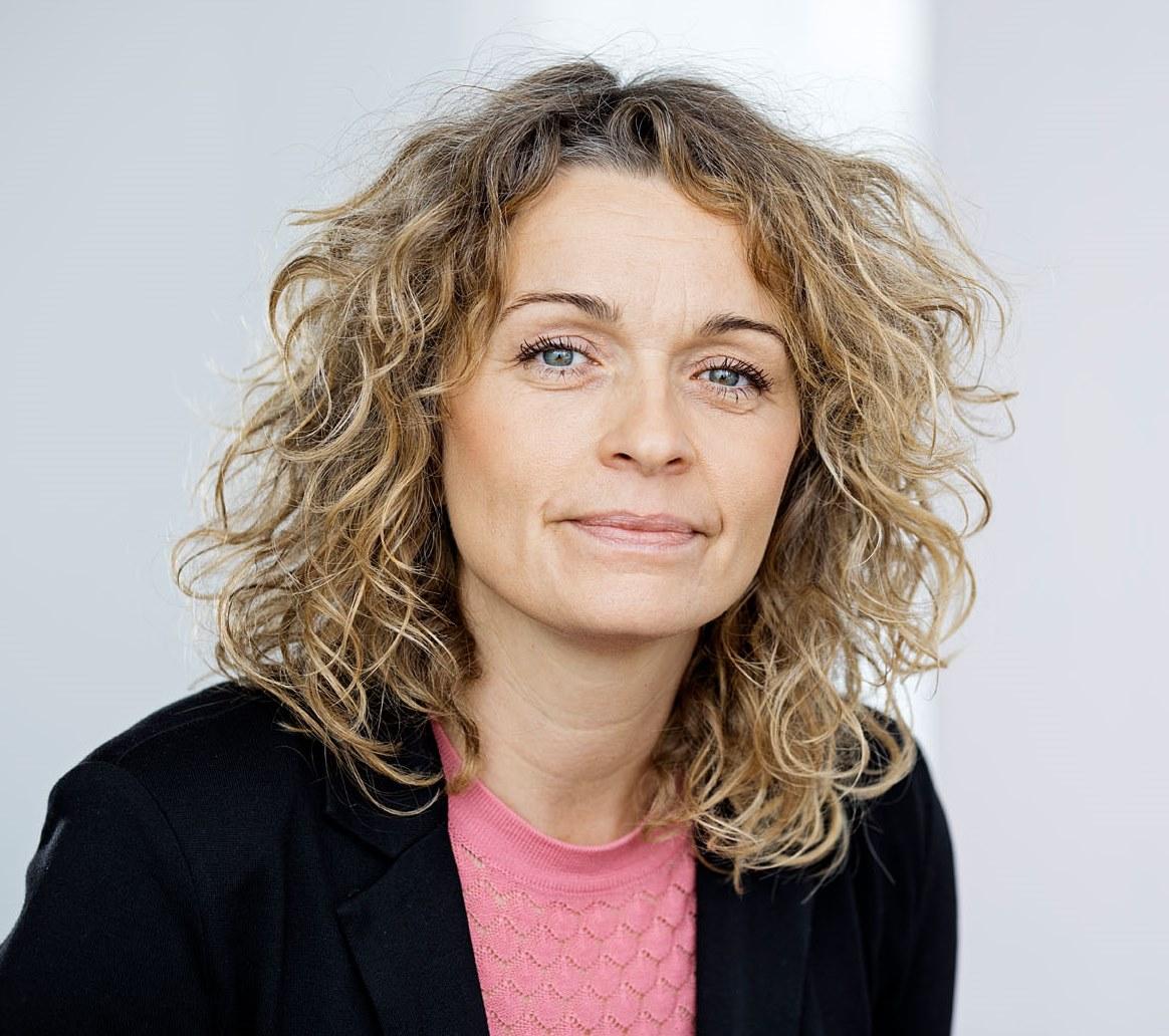 Dorthe - din nye næstformand i DSR